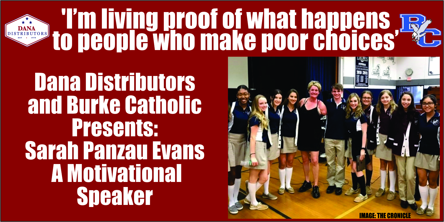 Sarah Panzau Evans  A Motivational  Speaker