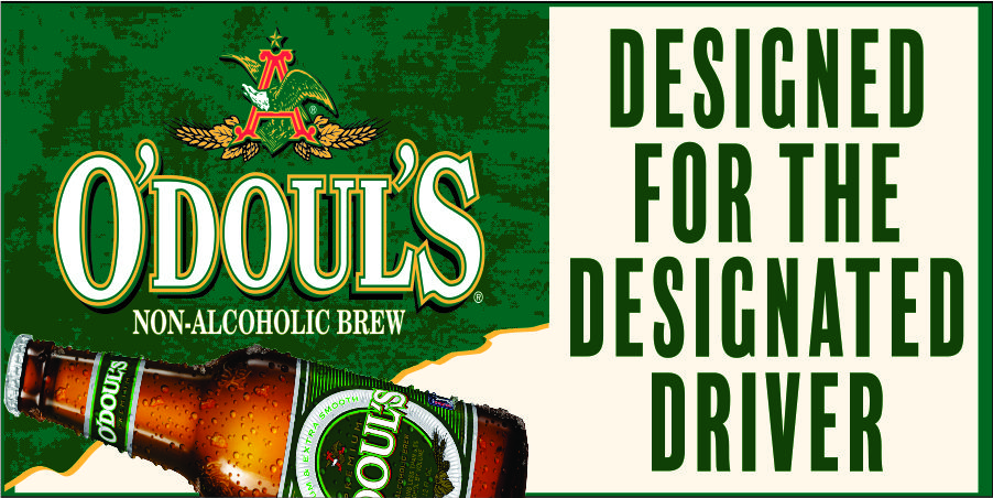 Designated Driver O'douls