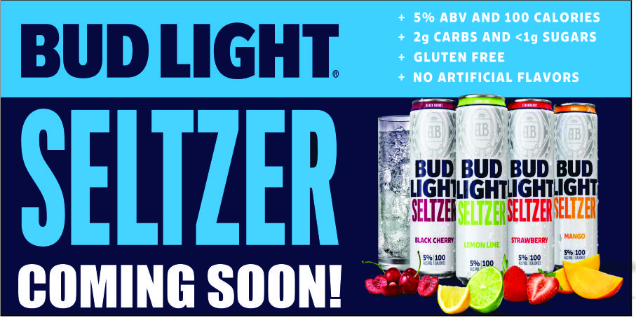 Bud Light Seltzer Coming Soon!